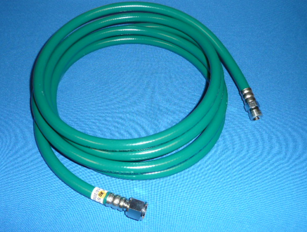 High Pressure Oxygen Hoses - Clinical 1 Home Medical