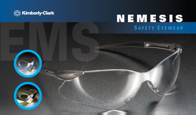 Nemesis Protective Eye Glasses